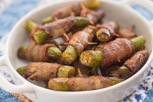 Receita de Quiabo Frito com Bacon , Delicioso e fácil de fazer! Aprenda a Receita!