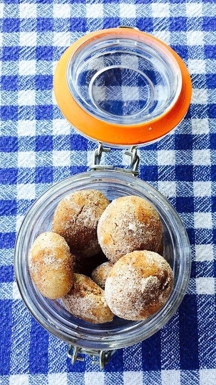 Tiny Cinnamon Cookie Recipe - bookherbal  #recipe #cookie #recipe #delicious #diy