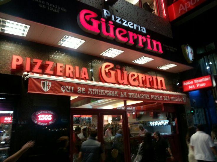 Güerrín in Baires, Buenos Aires C.F. (San Nicolas)