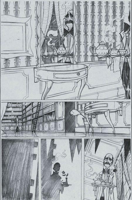 Pencil Play | Nick Kilislian | Page 3 #Nick