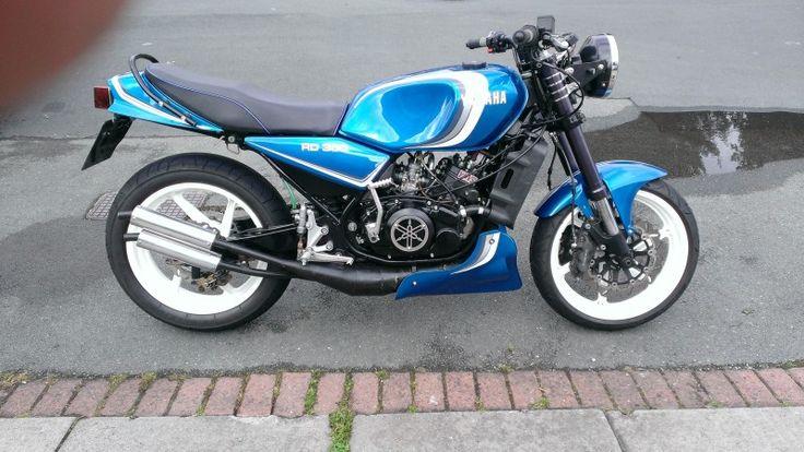 Yamaha RD350 LC YPVS Hybrid