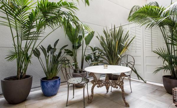 Terraza Habitación Privilege - Hotel 4 * midmost Barcelona Centro