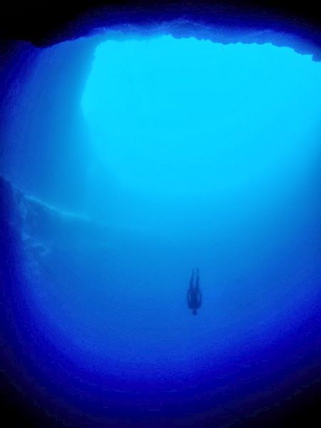 Fotografías impresionantes III: Agujero Azul, Isla de Malta