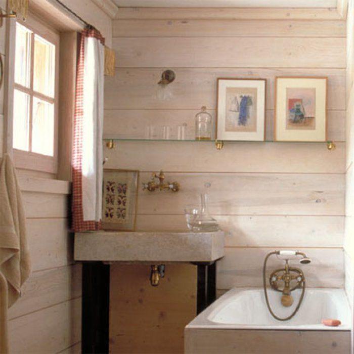 17 meilleures id es propos de salle de bains lambris sur for Lambris salle de bain