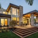 Rustic Meets Luxury: Burlingame Residence by Toby Long Design and Cipriani Studios Design | Iam Architect