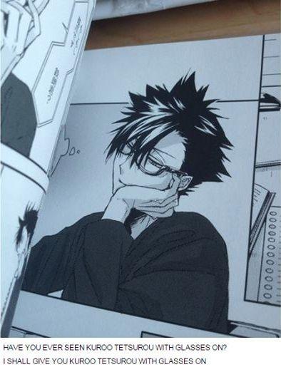 Kuroo Tetsurou