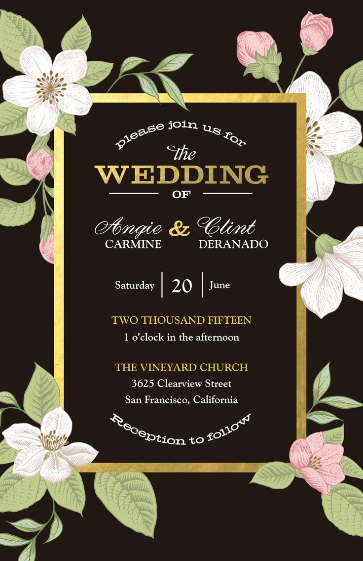 evening wedding invitations vistaprint matik for With evening wedding invitations vistaprint