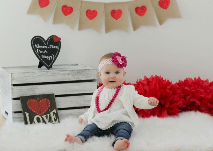 A personal favorite from my Etsy shop https://www.etsy.com/ca/listing/262806008/baby-headband-baby-fashion-valentine-day