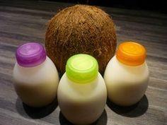 Yaourt à boire noix de coco
