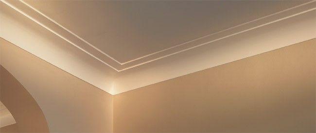Interior Coffered Detail