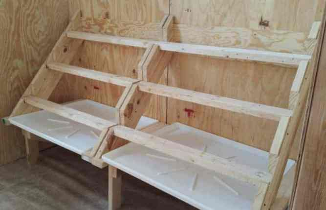 Very Recommended Chicken Roosting Ideas For Coop Chicken Diy
