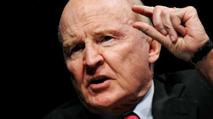 Jack Welch: How To Be A Great Business Leader?