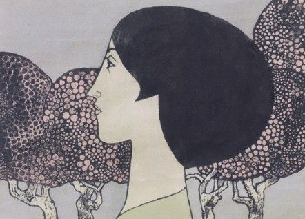 Anthony Gilbert who was an illustrator for British Vogue