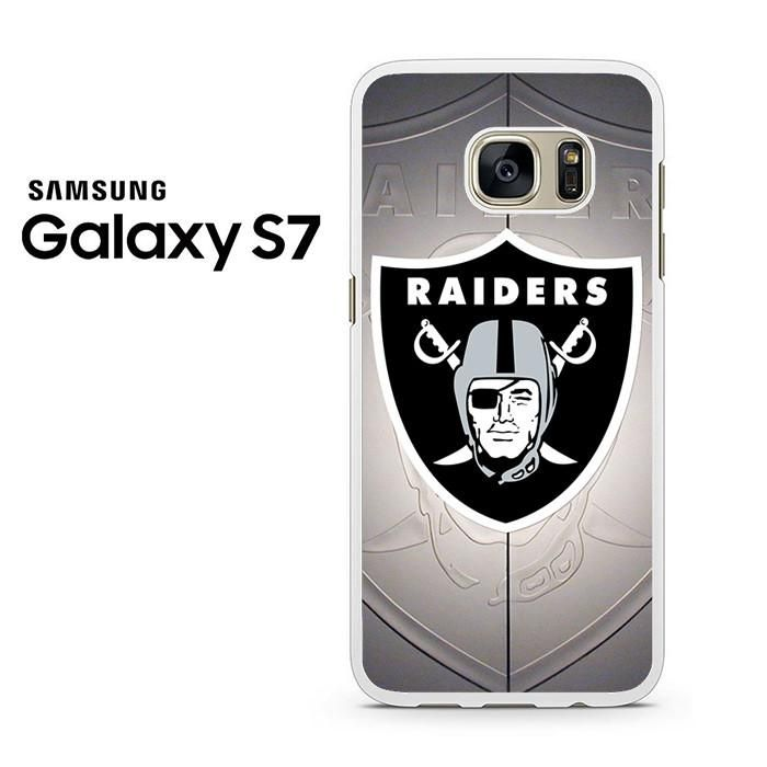 Oakland Raiders Emblem Samsung Galaxy S7 Case