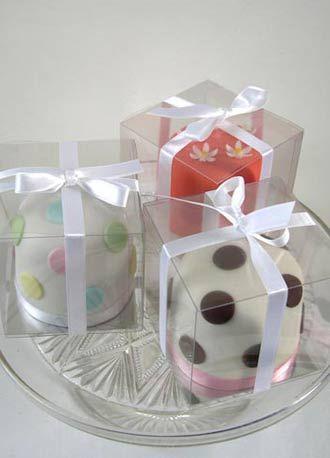mini cake box