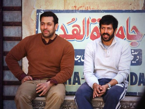 Kabir Khan tweeted a picture and has suggested media to use it when they write reports about the tiff between him and Salman Khan.
