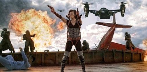 Dónde se filmó Resident Evil 5: La Venganza.