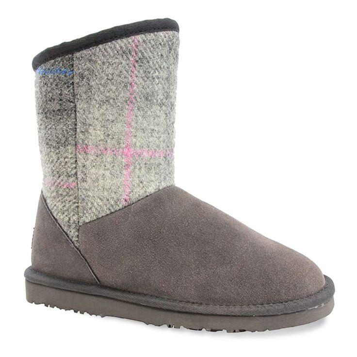 LAMO Wembley Women's Winter Boots, Size: 11, Gray Pink