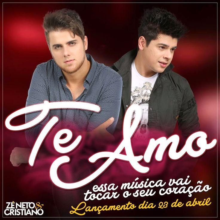 MT sertanejos - O Seu site da Música sertaneja!: Zé Neto e Cristiano - Te Amo (Lançamento 2015)