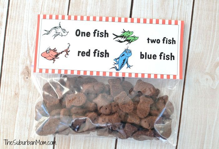 Dr seuss one fish two fish red fish blue fish printables for One fish two fish red fish blue fish activities