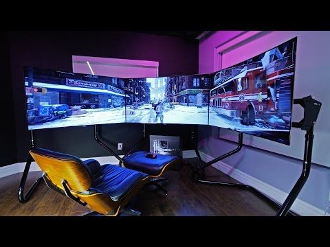 THE ULTIMATE GAMING SETUP - http://eleccafe.com/2016/03/19/the-ultimate-gaming-setup/