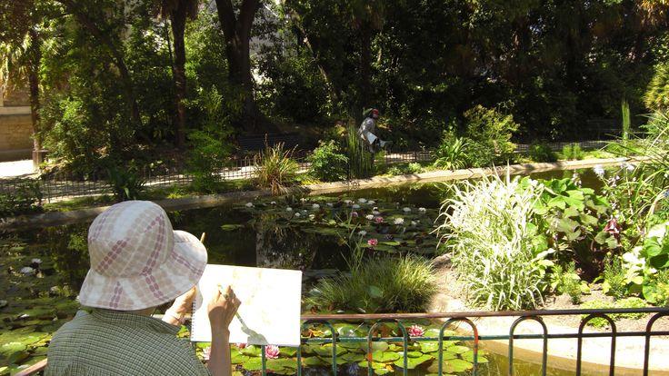 Parc Emmanuel Liais www.cherbourgtourisme.com