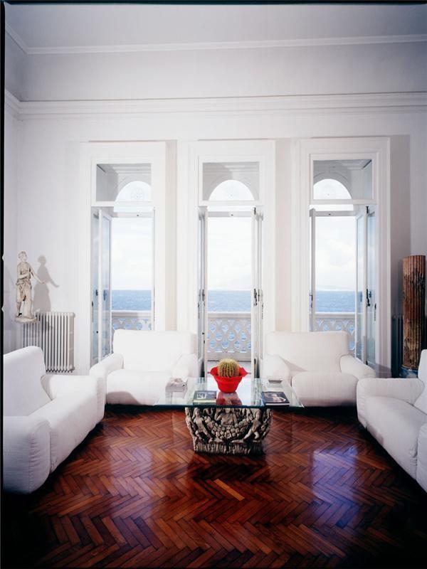 Love the floors, love the view: Interior Design, Floor Contrasted, Cleanses, Design Floors, Home Is, Floors Views, Interior Inspiration, Herringbone Floors