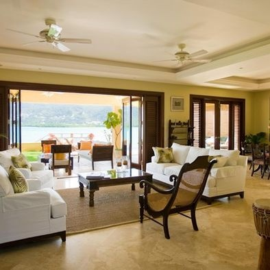 Tropical Living Room Design  Pictures  Remodel  Decor and Ideas   page 527 best MB Living Room Tropical theme images on Pinterest  . Tropical Living Room Design. Home Design Ideas