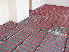 Awesome Underfloor Heating Pipes   Underfloor Heating   Wikipedia, The Free  Encyclopedia Amazing Pictures