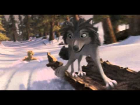 Alpha and Omega clip - Mountain Slide (1080p)
