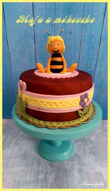 Hamucipóka: Maja a méhecske