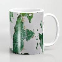 Peel Mug How would you enjoy sipping your morning coffee from a piece of thoughtfully designed art? Now you can!