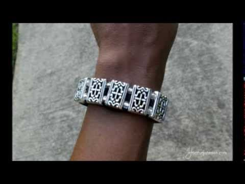 DIY How to Make Fitbit Fitness Bling Bling - fits any fitness band - YouTube