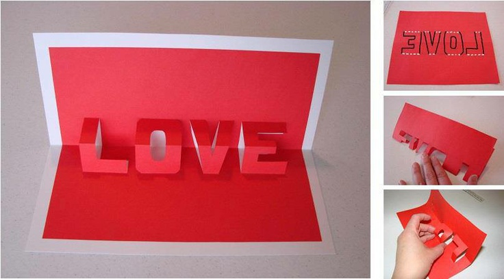 make your own valentine's day photo cards