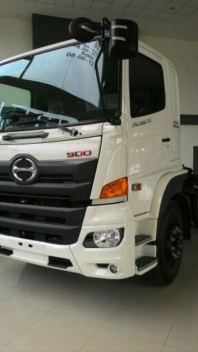 New Generation Hino 500 Ranger