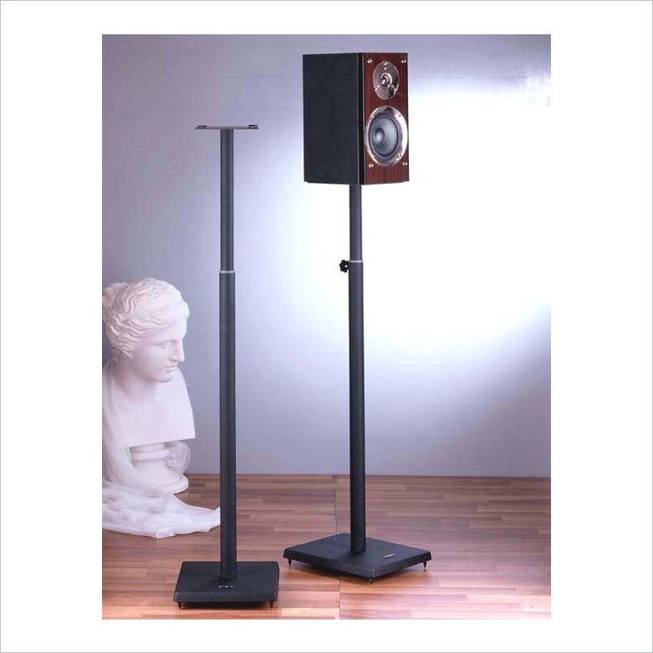 VTI BLE101 Surround Sound Adjustable Speaker Stand - BLE101X - Lowest price online on all VTI BLE101 Surround Sound Adjustable Speaker Stand - BLE101X. I need a couple of these!