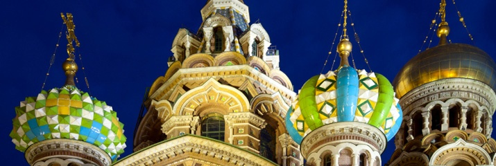 Overseas Incentive Travel - St. Petersburg, Russia
