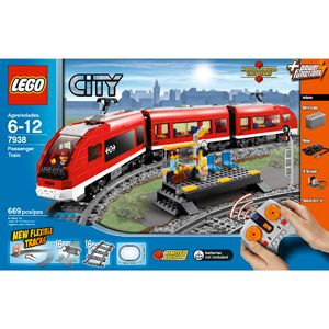 LEGO City Passenger Train Play Set $127.97