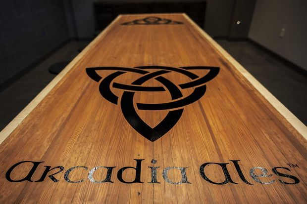 Arcadia Ales Kalamazoo location grand opening is set for May 8, 2014. (Located at 701 E. Michigan Ave., Kalamazoo, MI.)