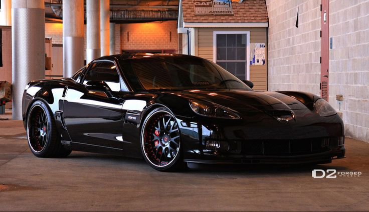 Corvette Z06 20 20 Quot D2forged Vs1 Wheels Voiture
