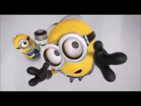 Happy Birthday from the Minions :-) - YouTube