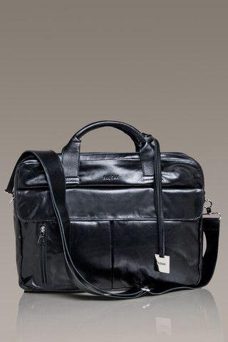 RUDSAK Double Pouch Laptop Briefcase