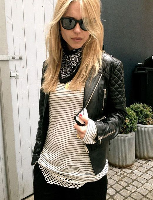Black and White is always in style