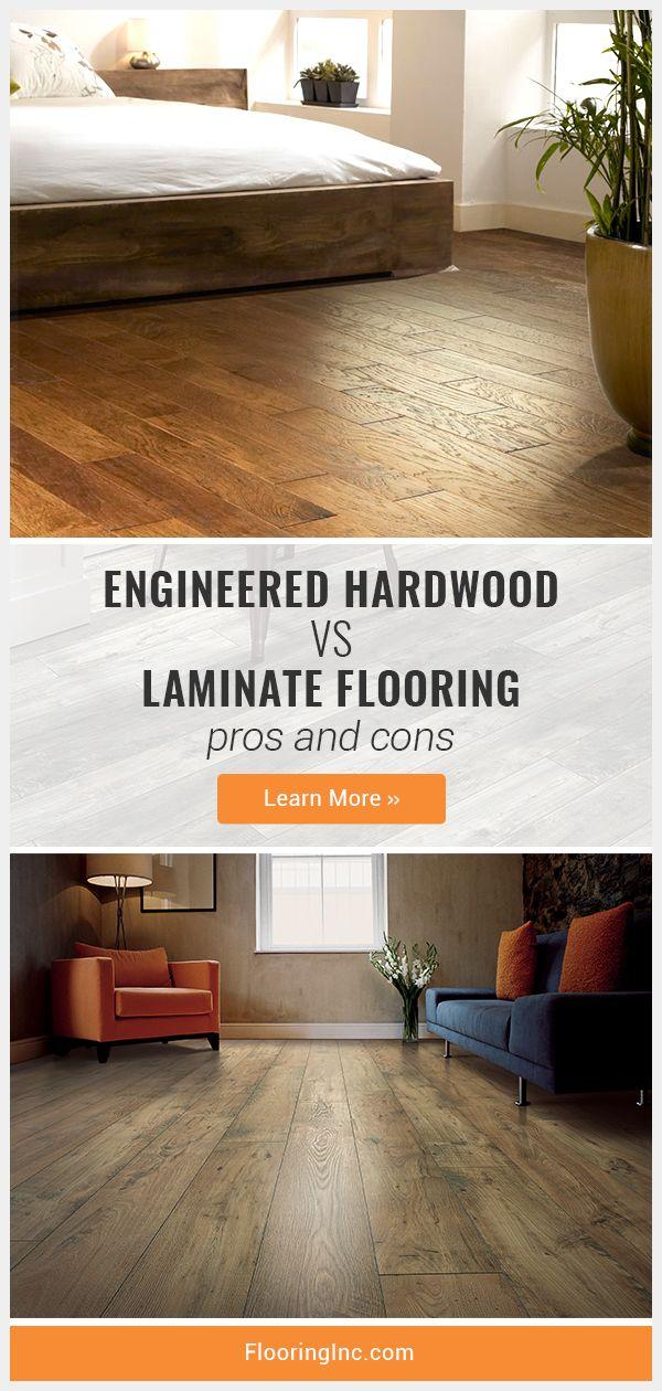 Engineered Hardwood Vs Laminate Flooring What S The Difference Engineered Hardwood Engineered Hardwood Flooring Flooring