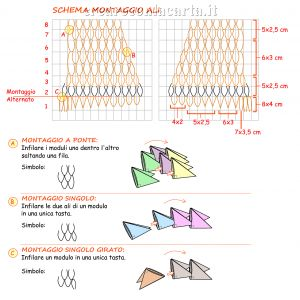 gufo origami 3d