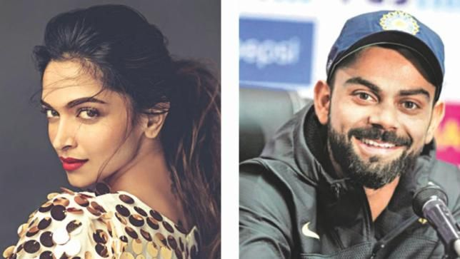Virat Kohli and Deepika Padukone become the most valuable ...