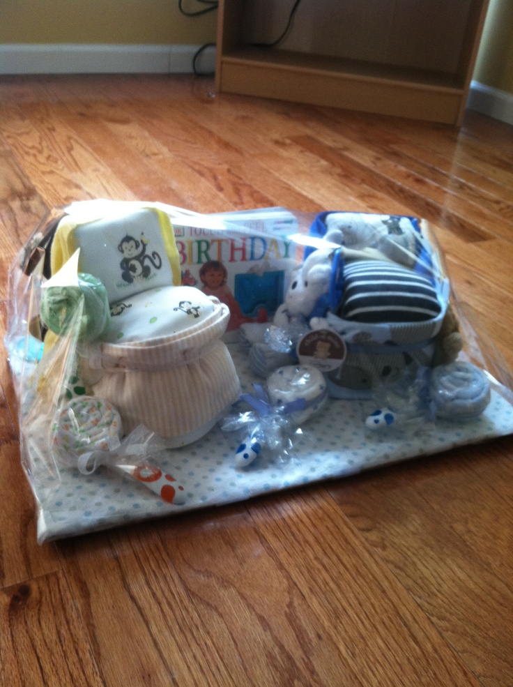 Baby Gifts Ideas Pinterest : Diaper gift ideas baby