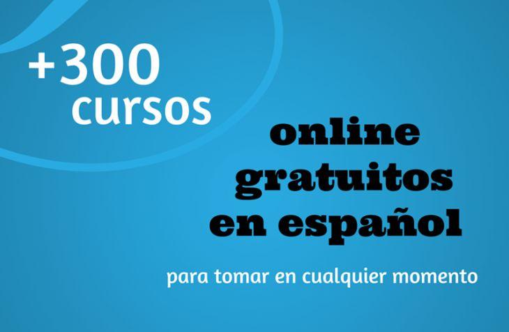 Teresa Clotilde Ojeda Sánchez: Más de 300 Cursos on line gratuitos en español par...