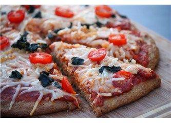 Düşük Karbonhidrat Pizza