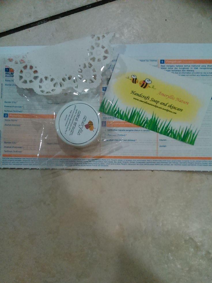 Ameryllis acne cream sold one today to new customers from #Klang thanks support :) interested ordering organic acne cream pm me now Joey wechatjoey2383/whatsapp 60123757185 www.ameryllisnatureskincare.WordPress.com #acnecream /::B/::B/::B/::B/::B